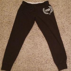 PINK joggers sweatpants